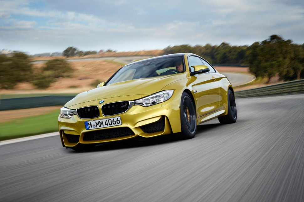 BMW Releases The M3 Sedan and M4 Coupe